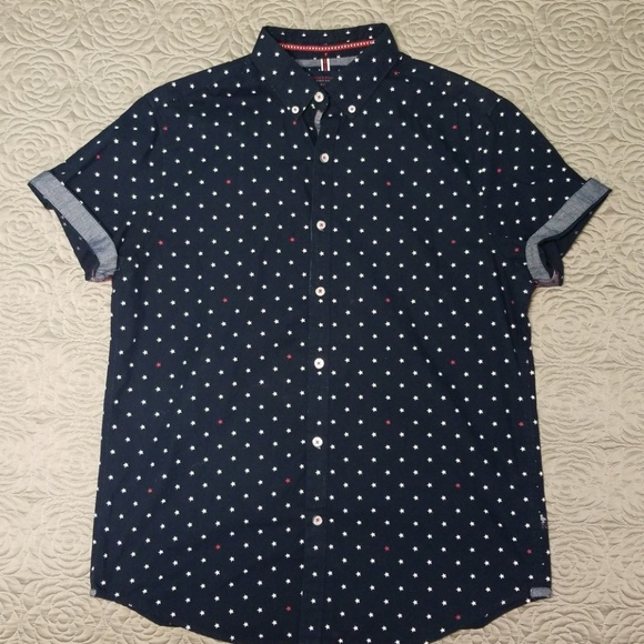 3e13bad9d2 Denim   Flower Other - Denim   Flower Ricky Singh mens shirt